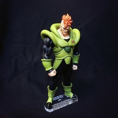 Dragonball Z  Acrylic Base Accessories for SCultures Budokai 1 Android 16