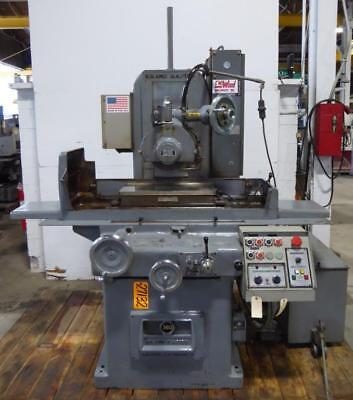 "Gallmeyer & Livingston (Grand Rapids) 10"" X 30"" Hydraulic Surface Grinder"