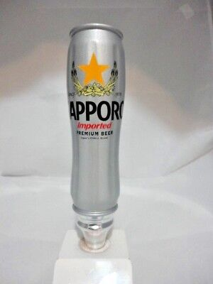 New in box SAPPORO Can 8 3/4 Inch Tap Handle