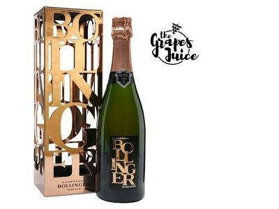 Champagne Gift Box Limited Edition Brut Rose' 2006 - Bollinger