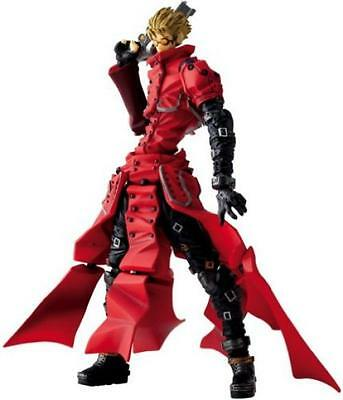 New Trigun Vash The Stampede Revoltech no.091 Kaiyodo action figure F/S