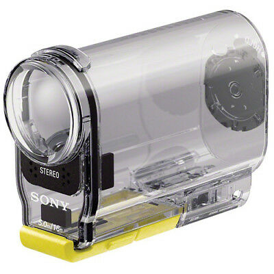 SONY SPK-AS2 Waterproof Case USED - For HDR AS200V AS100V AS30V AS10 AS15 AS20