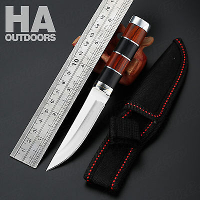 HA outdoor Camping survival Hunting Knife Tactical Hiking/fruit knife
