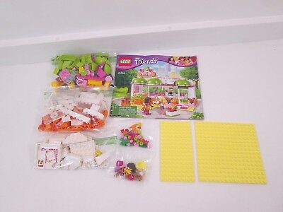 LEGO Friends 41035 HEARTLAKE JUICE BAR Sealed Box 277 Pcs NEW Rare ...
