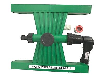 Automatic Pool Water Level Hose Attachment.  Auto swimming pool filler Brand New