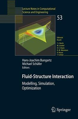 Fluid-Structure Interaction  Lecture Notes in Computational Science and Engine..
