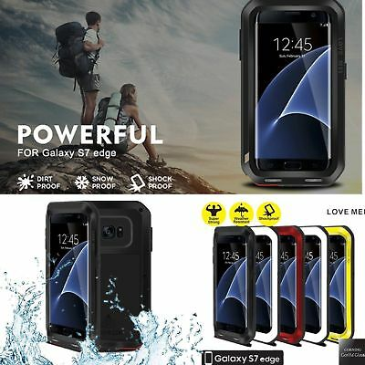 LOVE MEI POWERFUL Gorilla Glass Shockproof Waterproof Aluminum Metal Case Iz