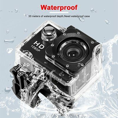 Pro Cam 4K SPORT ACTION CAMERA ULTRA HD 1080P VIDEOCAMERA SUBACQUEA SJ4000 WE