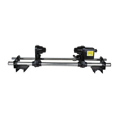 """USA 110V 54"""" Automatic Media Take up Reel D54 for Mutoh/ Mimaki/ Roland/ Epson"""