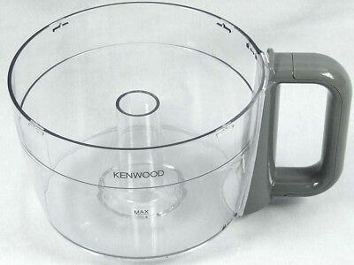 Genuine Kenwood Prospero Bowl KM240 KM241 KM260 AT264 Grey Handle