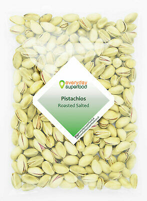 Pistachio Nuts Salted Large & Crisp Roasted Quality Pistachios Nuts in Shell