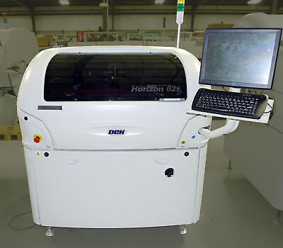 DEK Horizon 02i Screen Printer