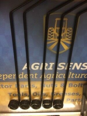 Opico Replacement grass harrow tines 8mm High quality QTY 10