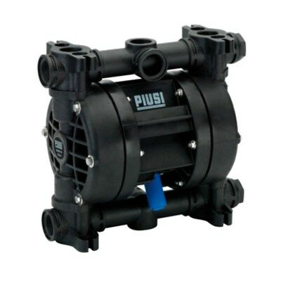 Piusi F00208P50 MP140 26 GPM Air Operated Diaphragm DEF Pump - Made in Italy