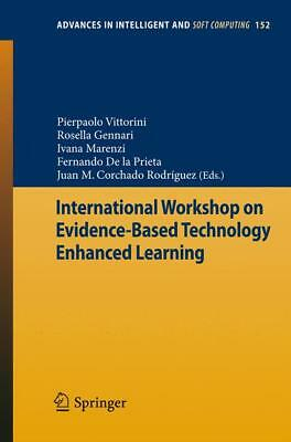 International Workshop on Evidence-Based Technology Enhanced Learning  Advance..