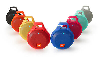 OEM Original JBL Clip + Splashproof Portable Clip Bluetooth Speaker JBL Clip+