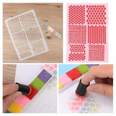 Wall Painting Stamp Embossing Template Layering Stencils Scrapbooking