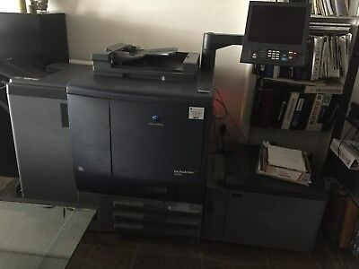 Pristine Konica Minolta Bizhub C6000L: JUST SERVICED -Working Perfectly
