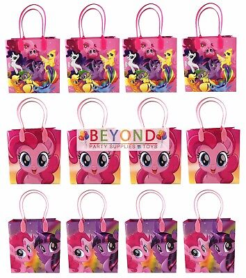 My Little Pony Goody Bags, Party Favor Goodie Bags Gift Bags Birthday Party