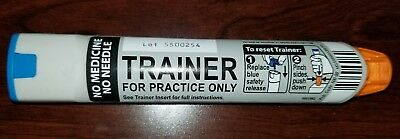 1x EpiPen Trainer NEW