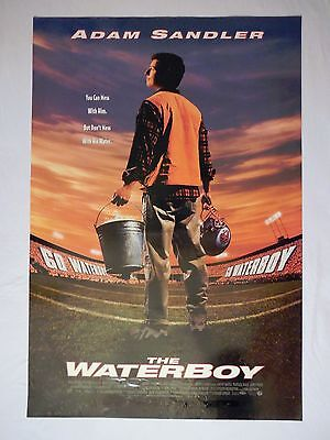 The Waterboy 1998 Original Movie Poster 27x40 Rolled Double-Sided