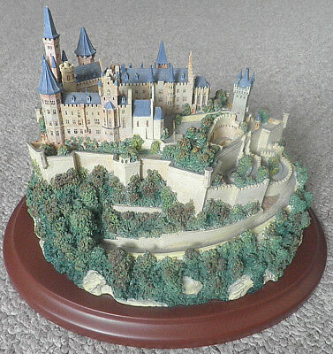 Hohenzollern Great Castles Of The World Lenox Collection 1996 Vintage Decor Rare