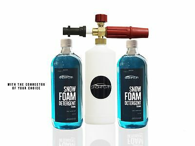Snow Foam Lance Premium Package - 1/4 Inch Quick Connect - Free Shipping