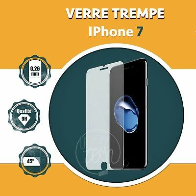 LOT X1 À X20: ViTRE PROTECTION EN VERRE TREMPÉ FILM PROTECTEUR ÉCRAN IPHONE 7