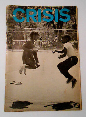 The Crisis A Record Of The Darker Races Magazine July 1967