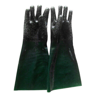 Replacement Labour Protection Gloves for Sand Blasting Cabinet Sandblaster
