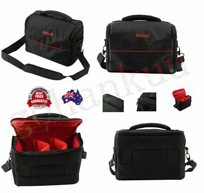 New Waterproof Digital SLR Camera Shoulder Carry Case Bag For Canon EOS SI