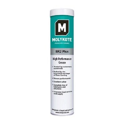 Molykote BR2 Plus 400g Cartridge High Load Grease