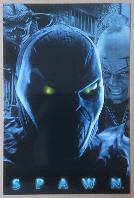Postkarte SPAWN THE MOVIE 4 Spawn & Clown Violator