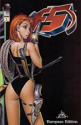 F5 #1 European Variant Edition TONY DANIEL