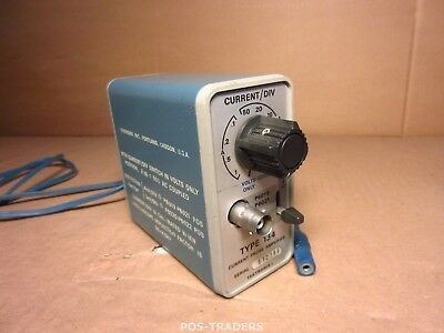 TEKTRONIX CURRENT PROBE  AMPLIFIER TYPE 134 50Ω Excluding Power Supply