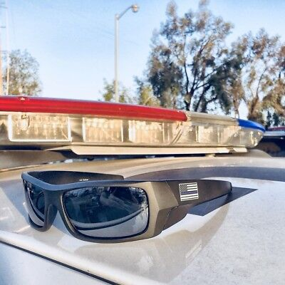 5-0 Tactical Thin Blue Line|Polarized Sunglasses|Free Shipping|Lifetime Warranty