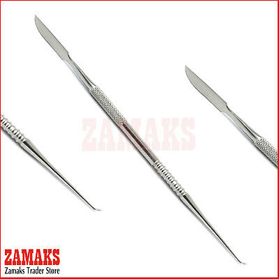 Dental Lecron Carver Wax And Modelling Laboratory Waxing Knife Carvers CE