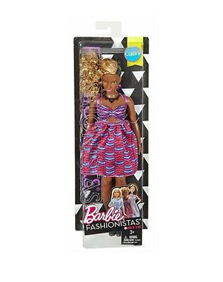 Barbie Fashionistas Zig & Zag Doll