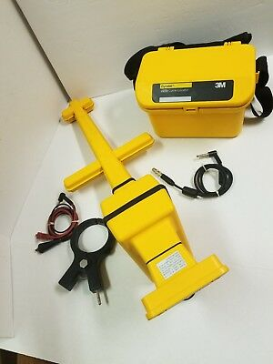 3M Dynatel 2573 wand Cable Pipe Fault Locator w/2273 receiver and clamp