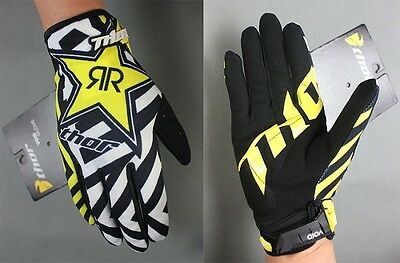 Thor Rockstar Energy Handschuhe Gloves L - MX DH Quad