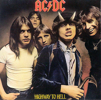 AC/DC : Highway to Hell CD
