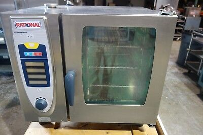 Rational Combi Steam / Oven Model SCC 61
