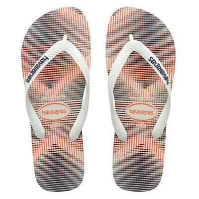 Havaianas Top Trend Thongs in White