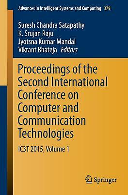 Proceedings of the Second International SATAPATHY SURESH CH Advances in Intell..