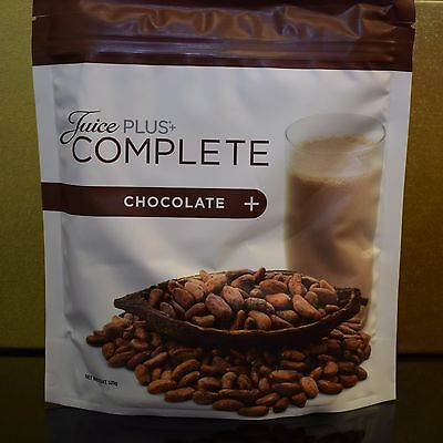 Juice Plus Complete Shake Chocolate 562g NEW International Postage Exp 03/19