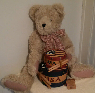 Boyd Bear Americana  Excellent Condition