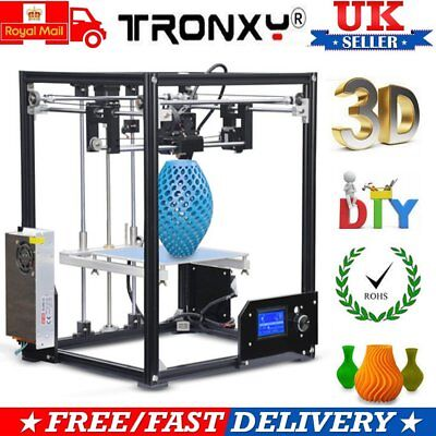 TRONXY X5S INDUSTRIAL Grade High-precision Metal Frame 3D