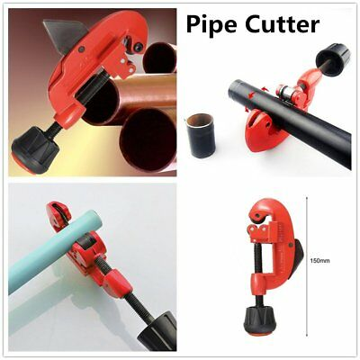 3-30mm Aluminum Alloy Pipe Cutter Tube Scissors For Metal Blade Hand Tools MU