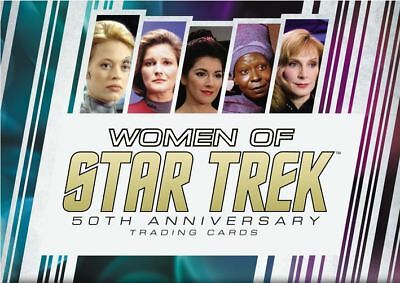 Star Trek 50th Women of Star Trek Binder / Album