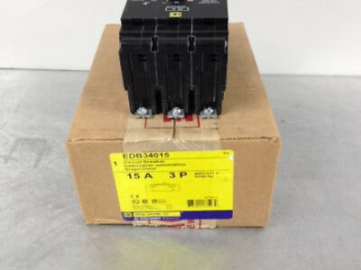 UpTo 9 NEW at MostElectric: EDB34015 SQUARE D